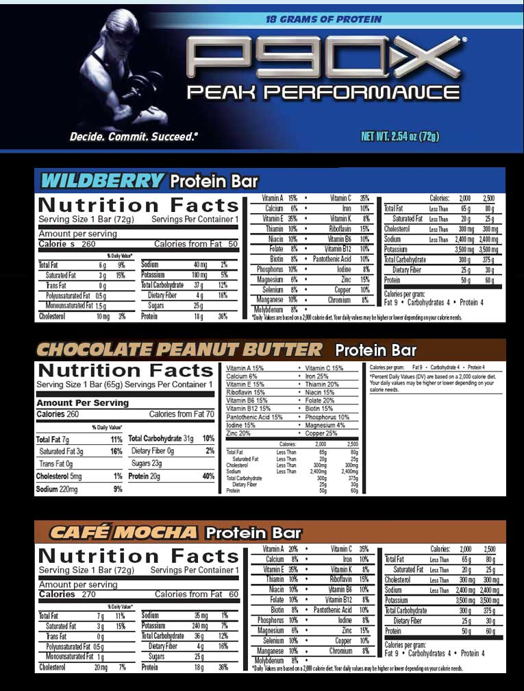P90X Protein Bar, Beachbody, supplement, protein