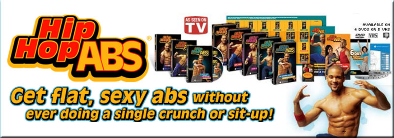 Hip Hop Abs, Shaun T, At Home Fitness